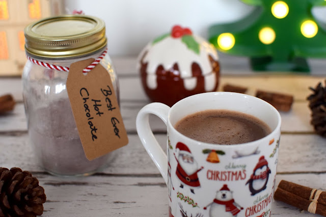 Best Ever Hot Chocolate Recipe