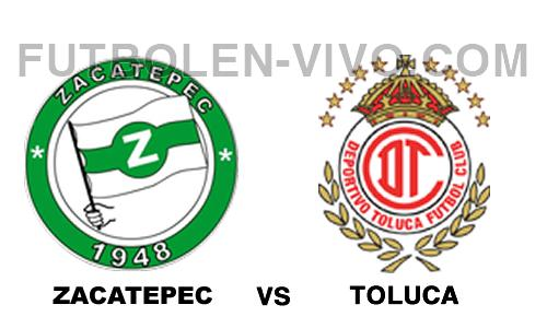 Zacatepec vs Toluca