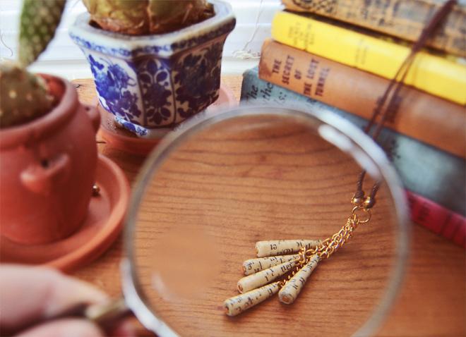 Ember Arts Solana necklace