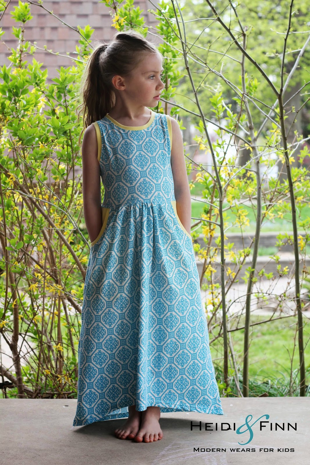 Long dress patterns to sew gallery craft decoration ideas heidiandfinn modern wears for kids summer of soleil a selvage summer of soleil a selvage designs jeuxipadfo Choice Image