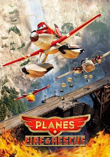 Planes: Anh Hùng Và Biển Lửa