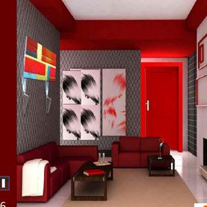 pixelsgames7.com | Play Free online Flash Games: Red Room Escape