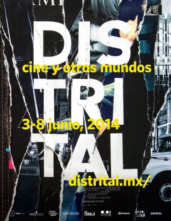 5to. Festival DISTRITAL de Cine y Otros Mundos