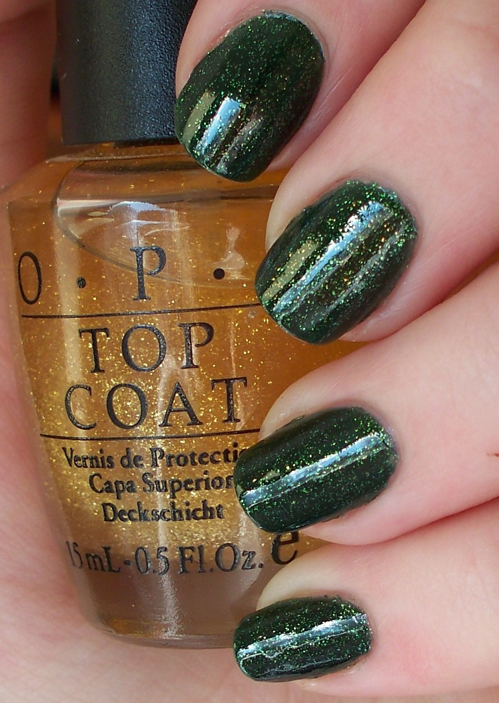 Scarabs Creation: NTMS! Green with Envy look