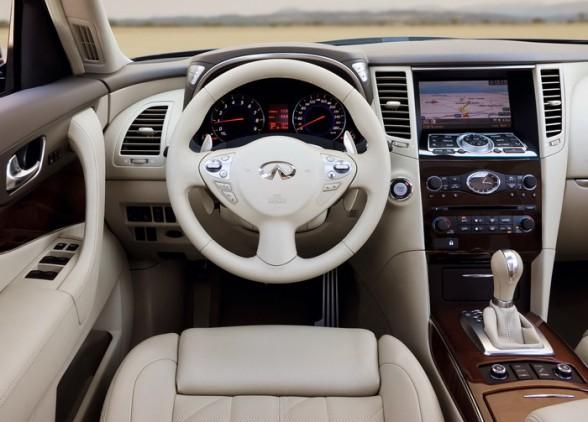 Infiniti Fx35 Interior Car Models