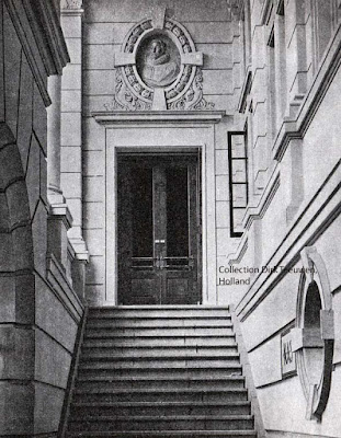 The Javasche Bank, main entrance; Batavia-Jakarta 1919