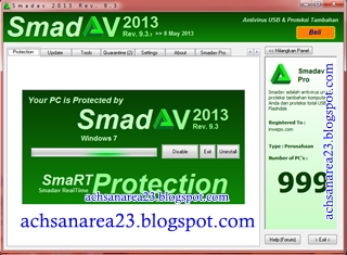 New] Smadav Terbaru 2013 Rev 9.3 Gratis – Smadav Download