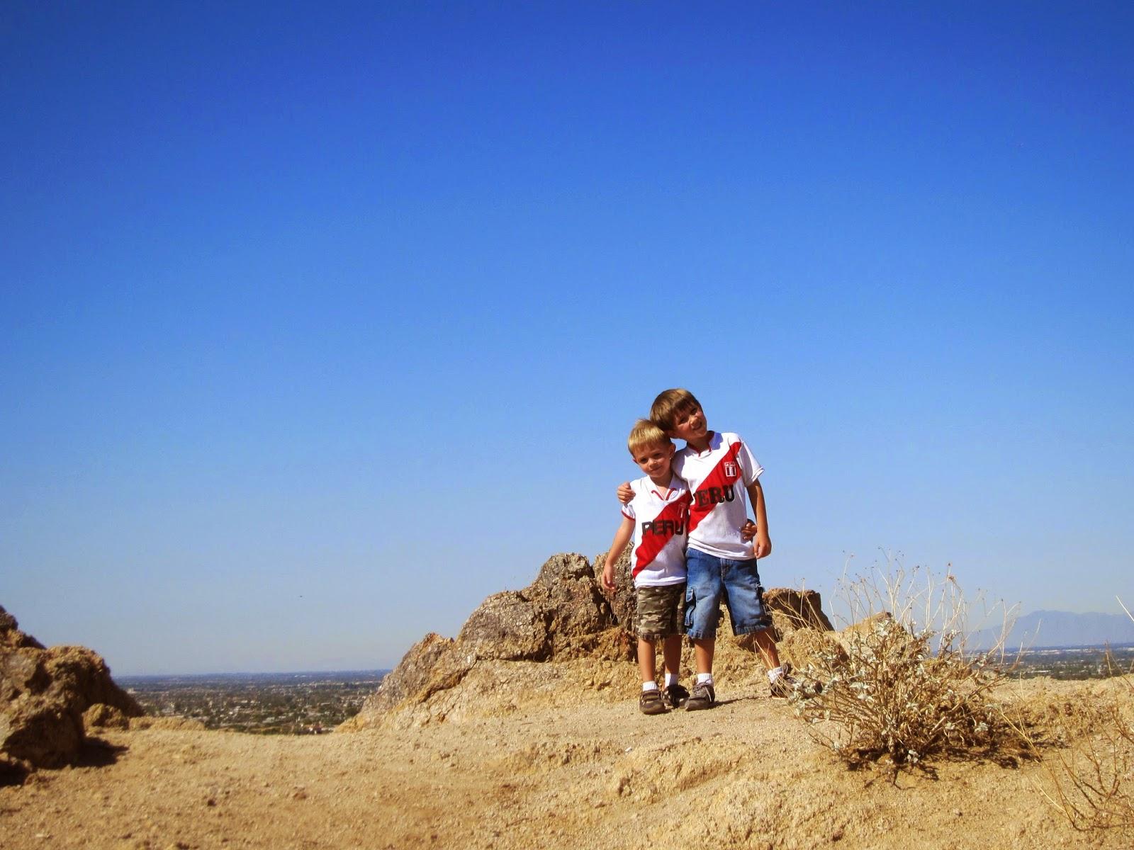 Family Hiking Trails Hiking Trails in Phoenix
