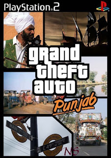 Grand Theft Auto Punjab City Game Free Download Full Version For PC