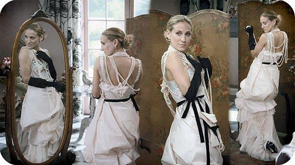 Фото платья из сериала секс в большом городе