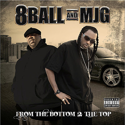8Ball & MJG - From the Bottom 2 the Top  Cover