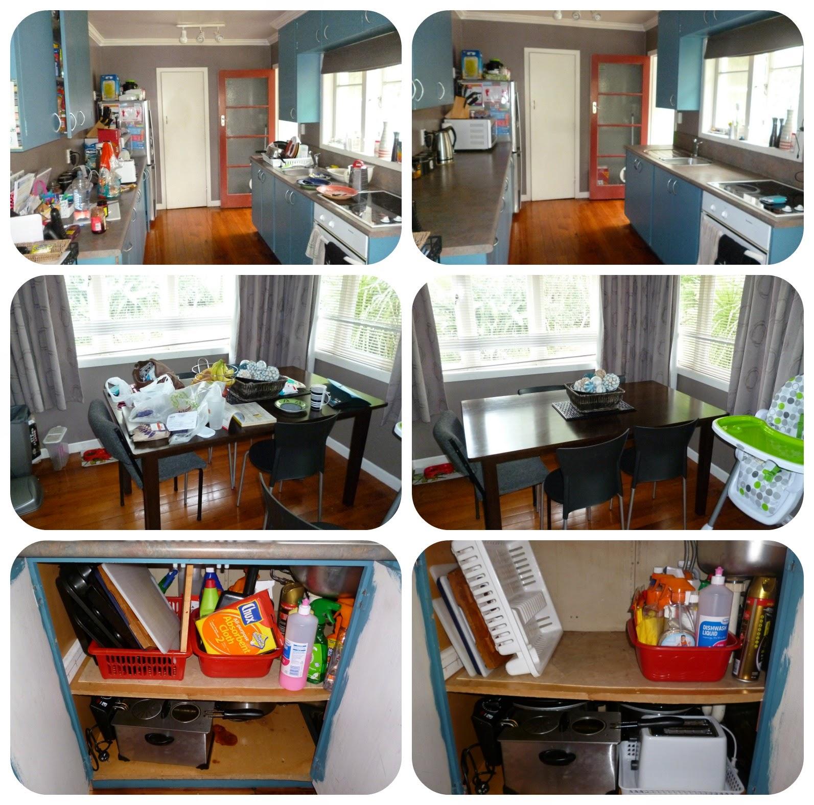 http://teacherbytrade-motherbynature.blogspot.co.nz/2014/10/20-day-challenge-day-1-kitchen.html