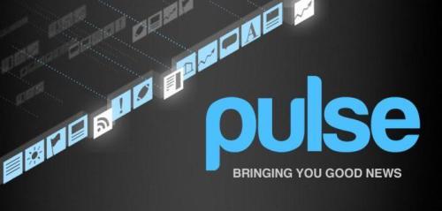 Android için Pulse RSS okuyucu programı