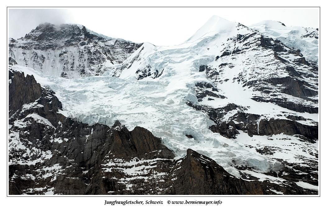 Jungfraugletscher