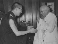 When Nehru meets the Dalai Lama