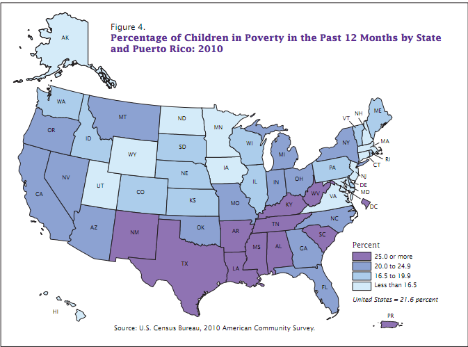 the issue of childhood poverty in the united states 2 estimating the economic cost of childhood poverty in the united states abstract poverty has been an issue of.