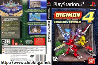 LINK DOWNLOAD digimon world 4 GAMES PS2 ISO FOR PC CLUBBIT
