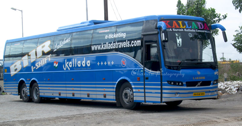 Kallada Travels G4  Online bus ticket from Bangalore
