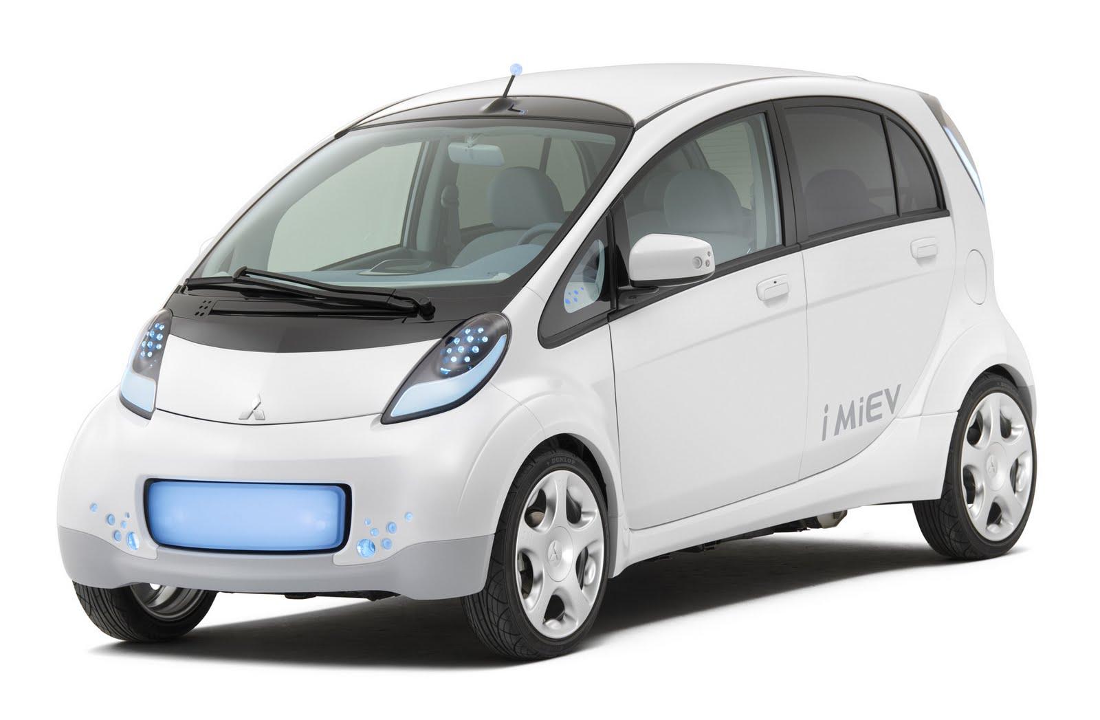 Mitsubishi Electric Car >> Mitsubishi Motors Unveils Cheaper I Miev Electric Car Electric