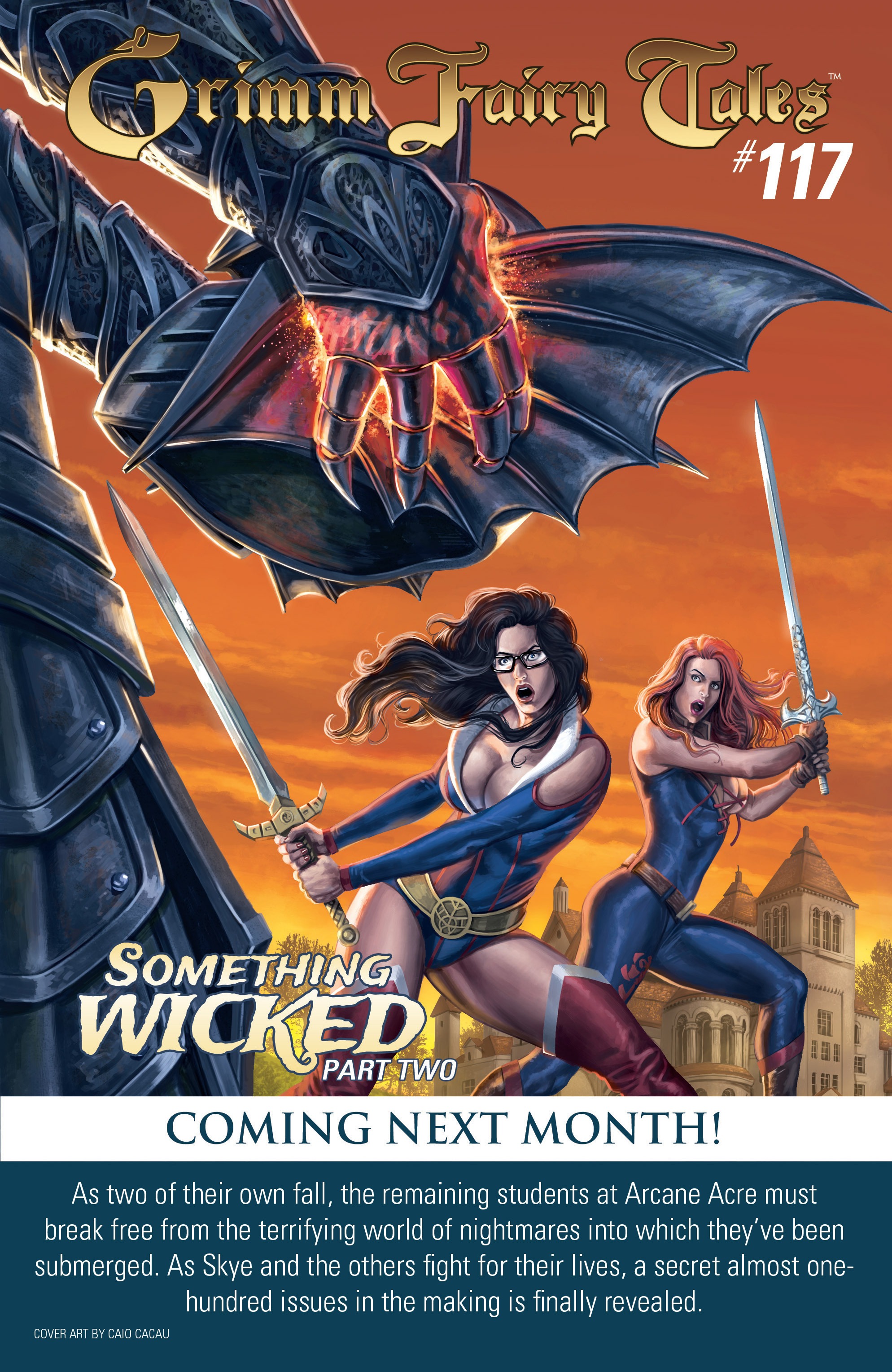 Grimm Fairy Tales (2005) Issue #116 #119 - English 23