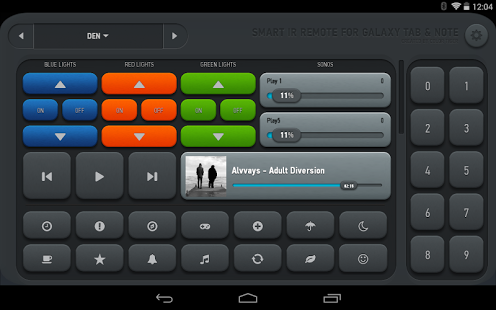 Smart IR Remote - AnyMote Full Version Pro Free Download