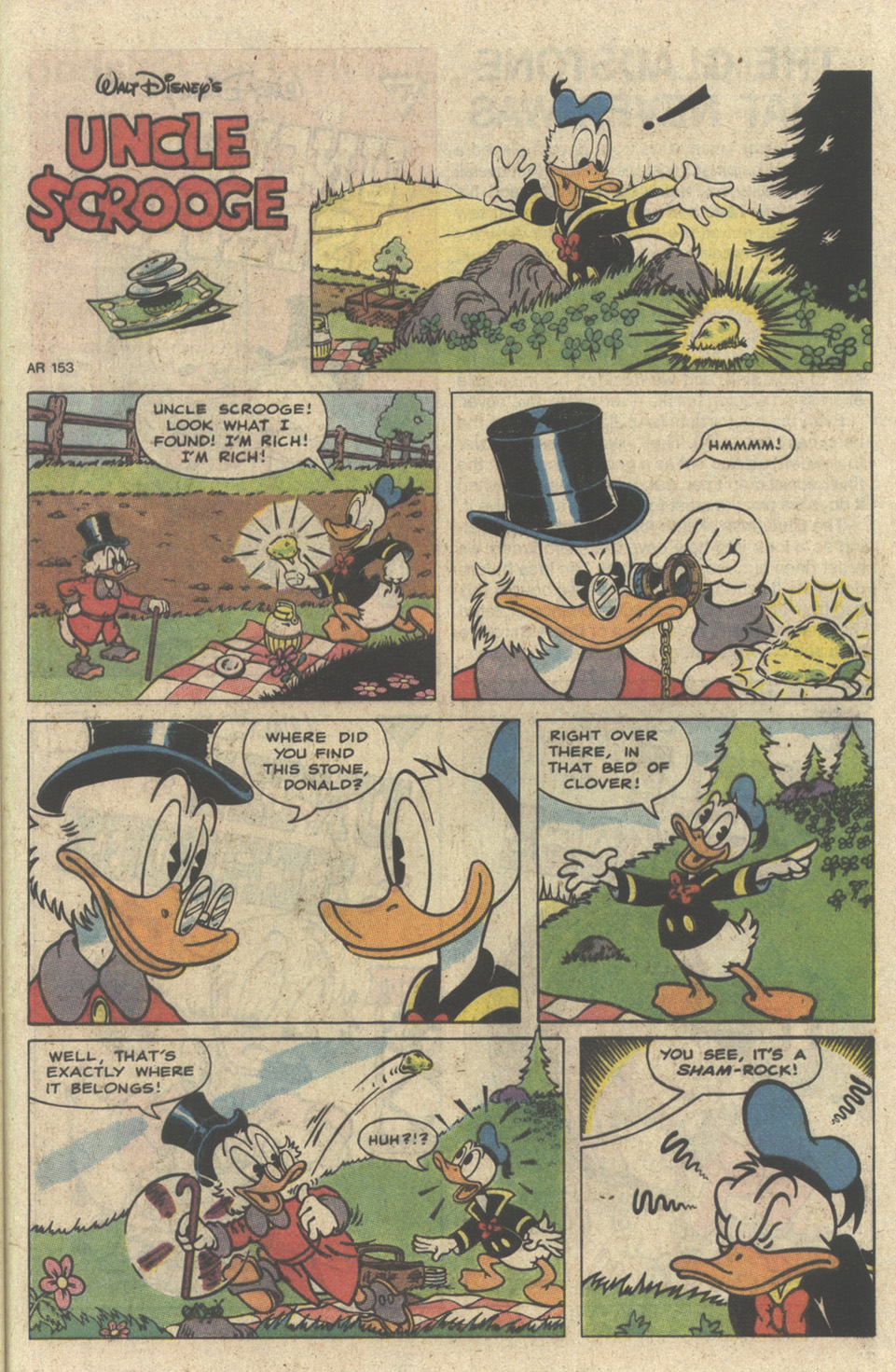 Uncle Scrooge (1953) Issue #242 #242 - English 45