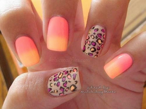 Acrylic Toe Nail Designs 2014