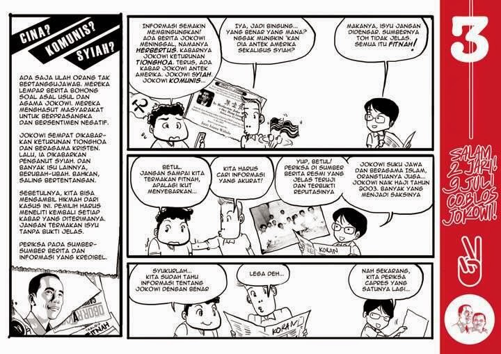 Kartun Jokowi-JK