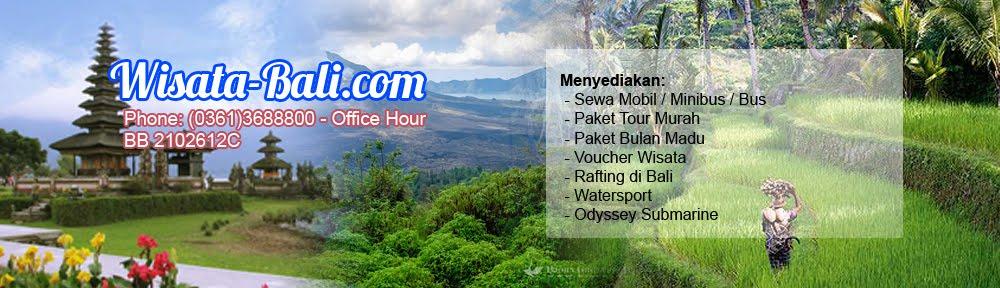 Berwisata ke Tempat wisata di Bali