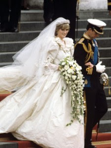 7 Most Iconic Wedding Gowns in The World: Lady Diana Wedding Gown