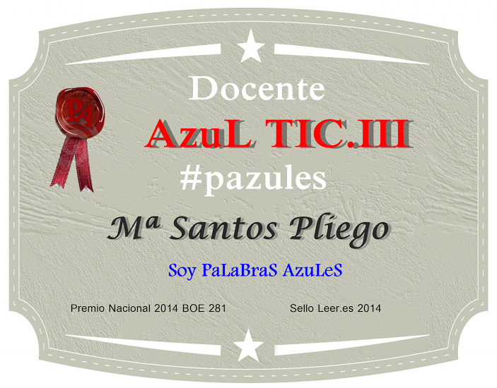 DOCENTE AZUL TIC III