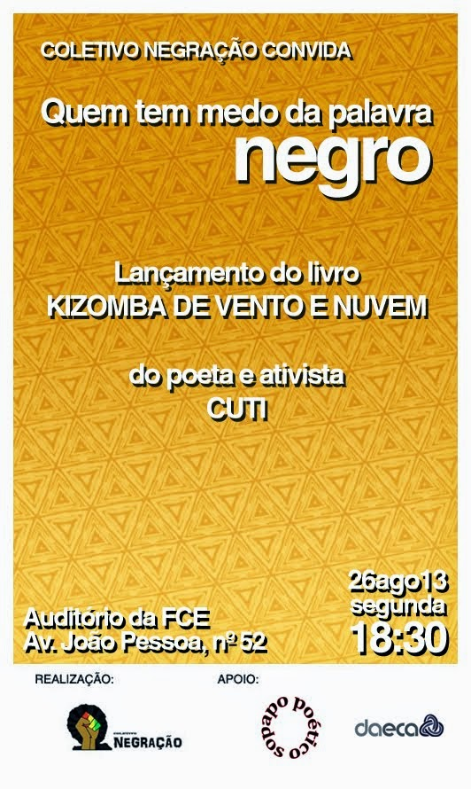 Poeta Negro Cuti