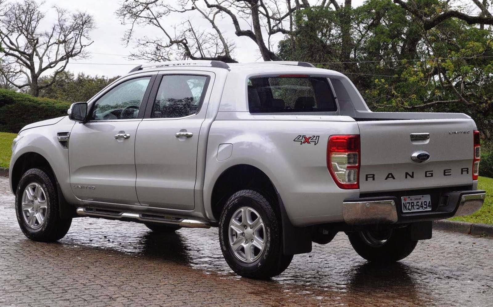 Nova Ford Ranger 2015 Valor