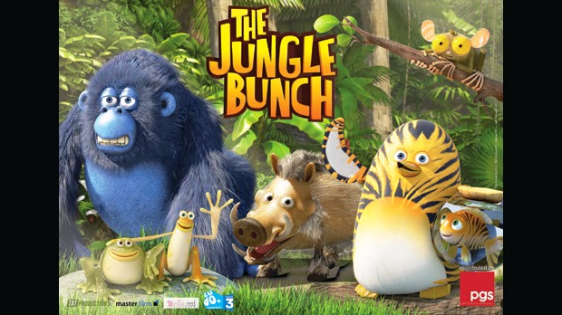 jungle bunch to the rescue toys