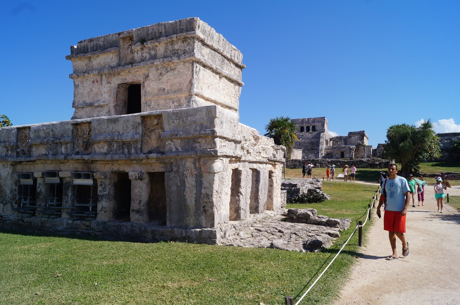Tulum, Mayan Ruins on the Caribbean