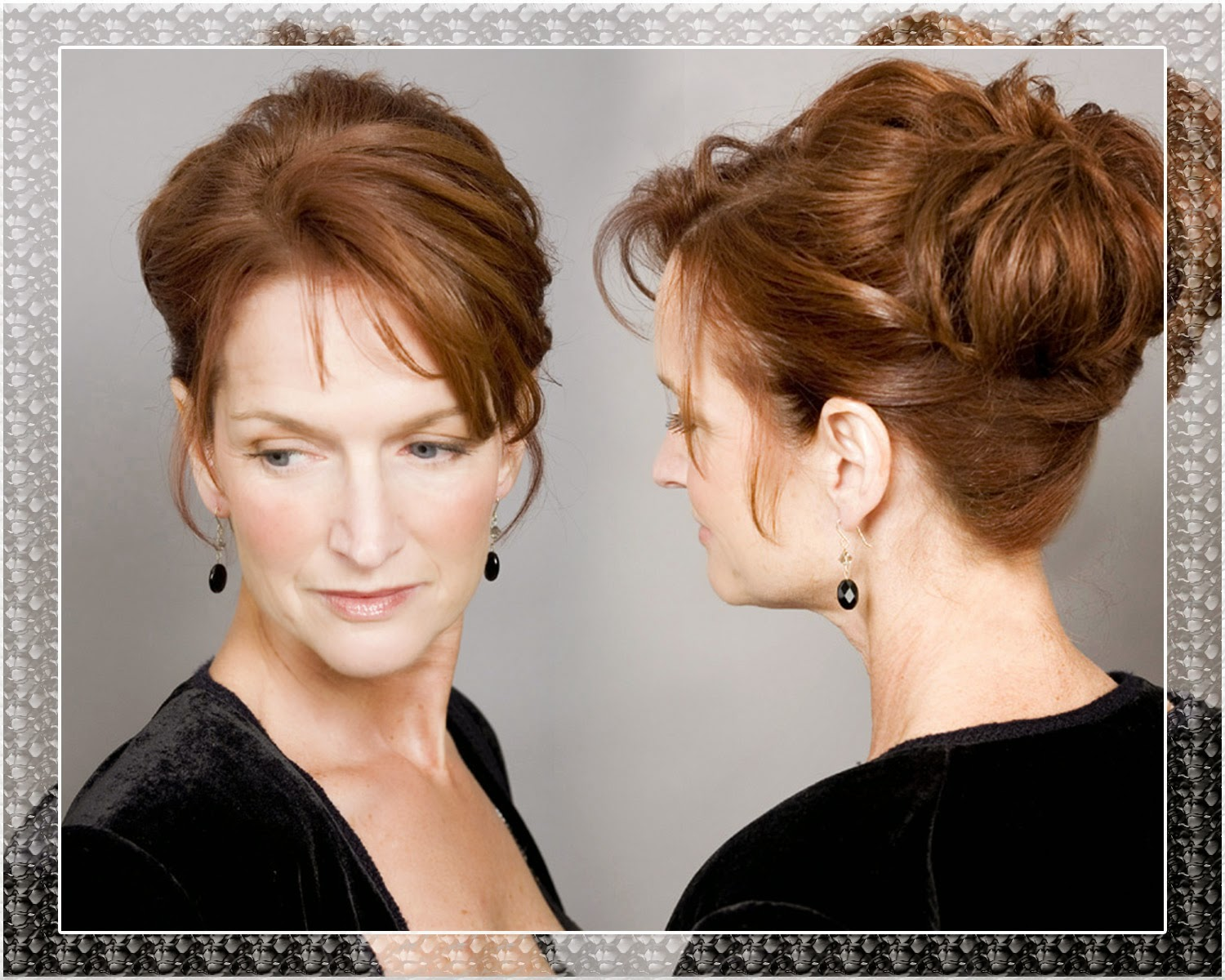 mother bride hairstyle hairstyles