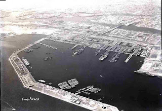Long Beach Shipyard 1958