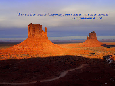 2 Corinthians 4:18 Quote