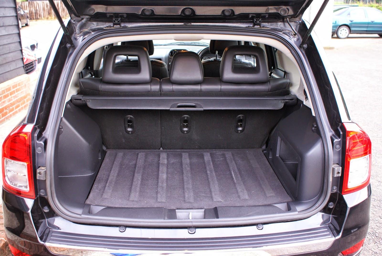 Female Used Car Expert Hyundai Ix35 And Jeep Compass Compared