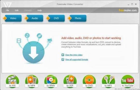 Freemake Video Converter 4.0.4.0   Penghuni Dumay