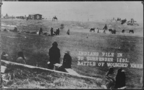 the massacre of the plains indians By the end of the 1880's the atmosphere amongst the indians on the  the whites  would disappear and the indians would once again own the great plains.