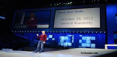 Windows 8 Release Date announced