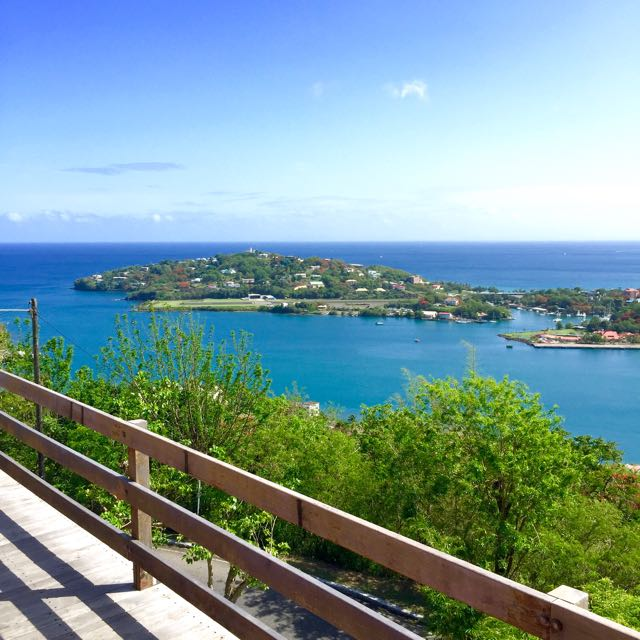 City Tour St. Lucia Caribbean