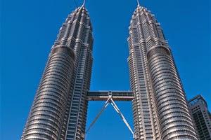 Menara Kembar Petronas (Petronas Twin Towers)