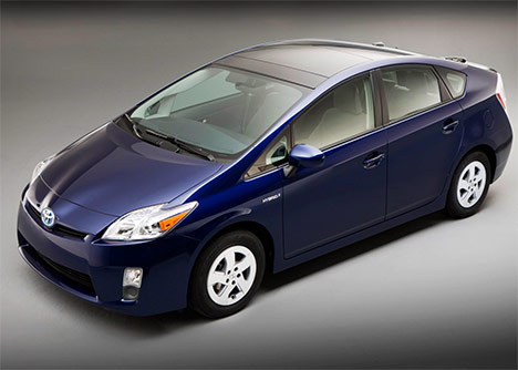 Toyota Prius Price In India