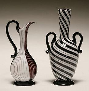 Multinotas vasos floreros vidrio soplado murano - Floreros modernos ...