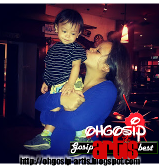 Siti Sarah masih kuat mendukung anak sulungnya