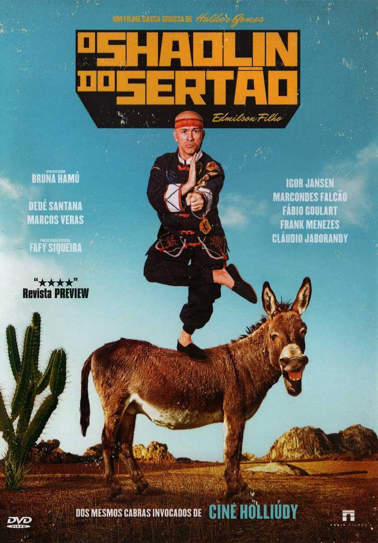 O Shaolin do Sertão Torrent – HDTV 720p e 1080p Nacional