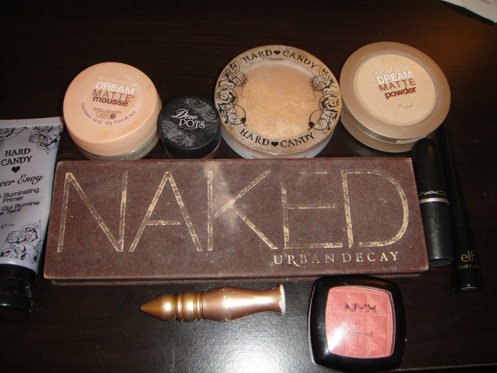 My favorites of 2012: Makeup edition