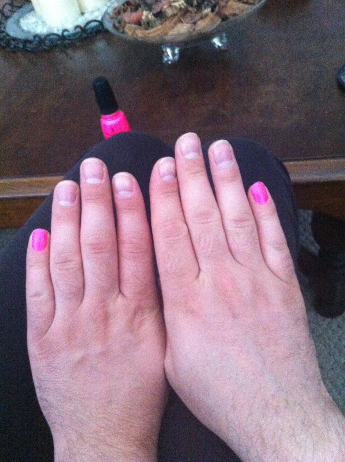 Megan\'s Beauty Addiction!: Easter Nails! (Plus My Boyfriends ;) Hehe)